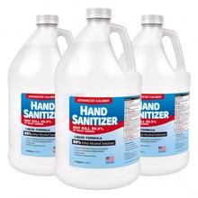 Premium Liquid Hand Sanitizer 1 Gallon Refill - 1 Case of 4 Bottles