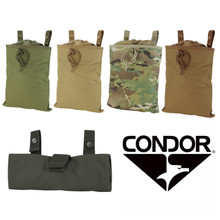 Condor MA22 Tactical 3 Fold Magazine Recovery Pouch- OD Green/ Black/ Coyote Brown/ MultiCam