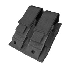 Condor MA23 MOLLE Double Pistol Mag Pouch- OD Green/ Black/ Coyote Brown