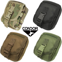 Condor MA26 Molle Gadget Pouch for iPhone, iPod, GPS, Camera- OD Green/ Black/ Coyote Brown/ MultiCam
