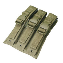 Condor MA37 Triple P5 .22 or 9mm Magazine Pouch
