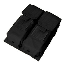 Condor MA4 Double .223 or 5.56mm Magazine Pouch- OD Green/ Black/ Tan