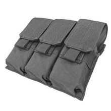Condor MA58 Triple .223 or 5.56mm Magazine Pouch- OD Green/ Black/ Tan
