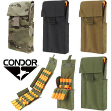Condor MA61 MOLLE Tactical 25 Round Shotgun Shotshell Reload Pouch- OD Green/ Black/ Coyote Brown/ MultiCam