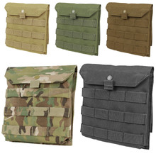 """Condor MA75 Side Ballistic Plate Pouch MOLLE 8""""x8"""" Body Armor Carrier- OD Green/ Black/ Coyote Brown/ MultiCam"""