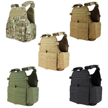 Condor MOPC Molle Operator Plate Carrier Body Armor Chest Rig OPS- OD Green/ Black/ Tan/ Navy Blue/ Coyote Brown