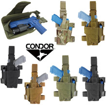 Condor TTLH Tornado Tactical Leg Holster (right Hand)- OD Green/ Black/ MultiCam/ Coyote Brown