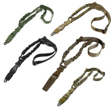 Condor US1001 Cobra Type Tactical One Point Bungee Sling- OD Green/ Black/ Tan/ MultiCam/ Coyote Brown