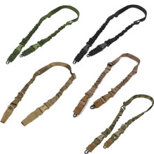 Condor US1002 CBT Cobra Type Tactical Two Point Bungee Sling- OD Green/ Black/ Tan/ MultiCam/ Coyote Brown