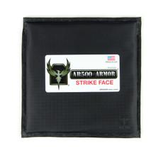 """AR500 Armor® Hybrid 6"""" x 6"""" Side IIIA Soft Body Armor Plate"""