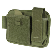 CONDOR 191086 ANNEX ADMIN POUCH- OD Green/ Black/ Tan/ Coyote Brown