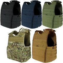 Condor 201165 Heavy Duty MOLLE PALS Modular BLACS/SPEAR Exo Plate Carrier Gen II