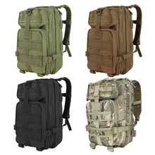 Condor 126 Compact Assault Pack- OD Green/ Black/ Tan/ Coyote Brown