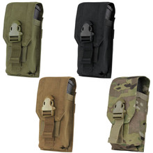 Condor 191128 MOLLE Universal / .308Rifle Magazine Pouch- OD Green/ Black/ Coyote Brown/ MultiCam
