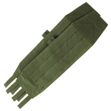 Condor 221123 VAS Modular Cummerbund of Armor Carrier Side Plate Pouch- OD Green/ Black/ Coyote Brown