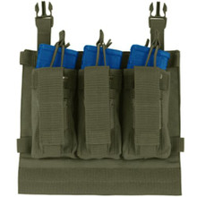 Condor 221126 VAS Kangaroo Mag Panel- OD Green/ Black/ Coyote Brown/ MultiCam