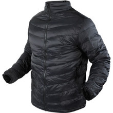 Condor 101057-002 Zephyr Lightweight Down Jacket- Black