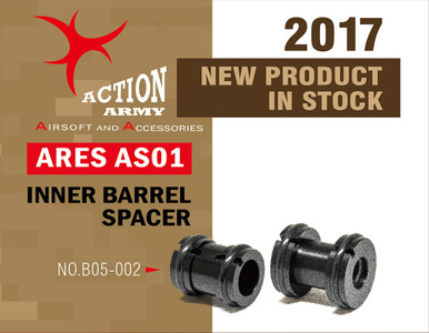Action Army B05-002 ARES Amoeba AS01 Strike S1 Inner Barrel Spacer
