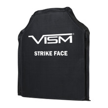 "VISM 10""x12"" Level IIIA UHMWPE Ballistic Soft Body Armor Plate Shooters Cut"