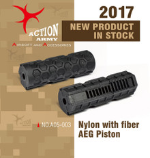 Action Army AAC-A05-003 AEG Airsoft Nylon with Fiber Piston