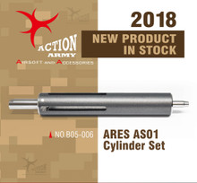 Action Army AAC-B05-006 Strike AS01 Cylinder for Elite Force/Ares