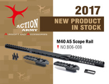 Action Army AAC-B06-008 Scope Rail for Tokyo Marui M40A5