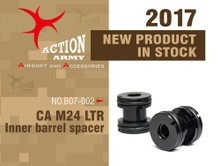 Action Army AAC-B07-002 Classic Army M24 LTR Gen 1 Inner Barrel Spacer