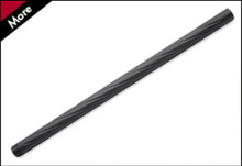 Action Army AAC T10-21 T10 Twisted Outer Barrel-Long for VSR10 Inner Barrel 430mm