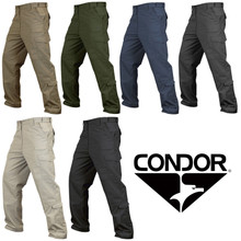 Condor 608 Sentinel Tactical BDU Pants- OD Green/ Black/ Tan/ Khaki/ Navy Blue/ Graphite