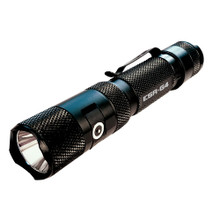 Powertac E5R-G4 1800 Lumen Rechargeable LED Flashlight w/Magnetic Charger Cable