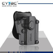 Cytac CY-UHFS Mega-Fit Holster Fits Nearly 70 Pistols with Paddle Attachment
