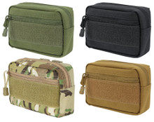 Condor 191178 Compact Utility pouch- OD Green/ Black/ Coyote Brown/ MultiCam