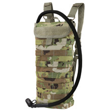 Condor HCB-800 MOLLE Hydration Carrier Backpack w/ 2.5L Bladder Included- Scorpion OCP