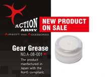Action Army AAC-A08-001 Airsoft Gear Grease / Lubricant