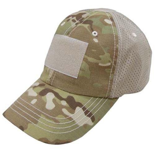 Condor TCM-008 Mesh Tactical Cap Operator Contractor Shooter Hat ... dd501348644b