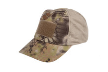 Condor TCM-016 Mesh Tactical Cap Operator Contractor Shooter Hat - Highlander