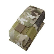 Condor 191088-008 MOLLE Tactical Single .308 or 7.62 Rifle Magazine Pouch- MultiCam