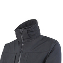 Condor 101058-002 PARKA Overcast Softshell Fleece lined Windproof Water Resistant- Black