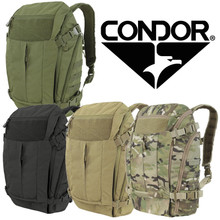 Condor 111066 Solveig Assault Padded Airsoft Hardened Rucksack Bagpack- OD Green/ Black/ Tan