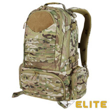 Condor 111073-008 Tactical Elite Titan Assault Hiking Travel Combat Backpack-Multicam