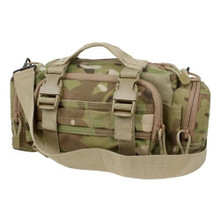 Condor 127-008 Deployment Bag MOLLE Shoulder Strap Carrying Handle – Multicam
