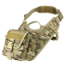Condor 156-008 Tactical Molle EDC EveryDay Carry Military Shoulder Bag – Multicam