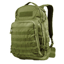 Condor 160 MOLLE Venture Pack Tactical Backpack- OD Green/ Black/ Slate/ Coyote Brown