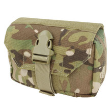 Condor 191028-008 EMT Molle Tactical First Response Pouch – MultiCam