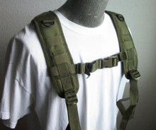 Condor 215 Tactical H-Harness for Battle Belt and Riggers Belt
