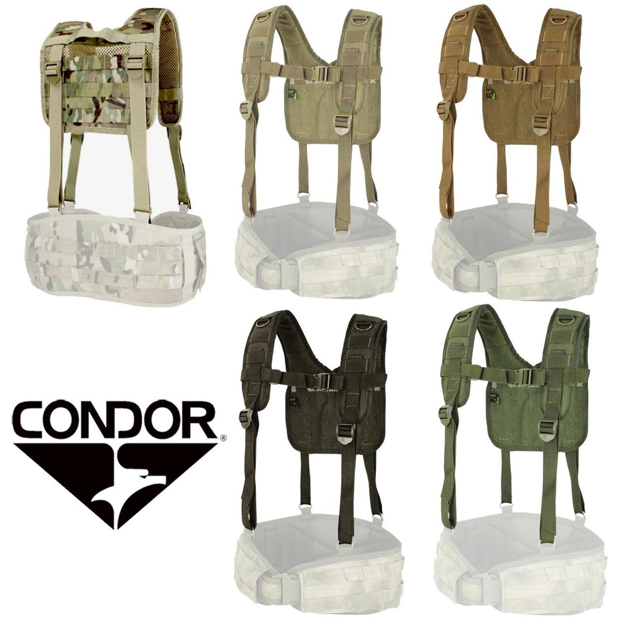 Condor H-Harnais MultiCam