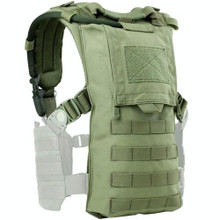 Condor 242 Hydro Harness Modular Carrier Contoured Padded Straps- OD Green/ Black/ Coyote Brown/ MiltiCam