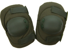 Condor EP1 Tactical Elbow Pad Protective Foam Non Slip Rubber Dual Strap- OD Green/ Black/ Tan/ Coyote Brown
