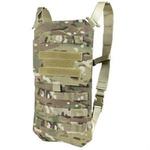 Condor HC3-008 Tactical MOLLE Water Oasis Hydration Carrier Pack Multicam