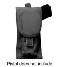 Condor MA10 MOLLE Tactical Pistol Pouch Holster- OD Green/ Black/ Tan